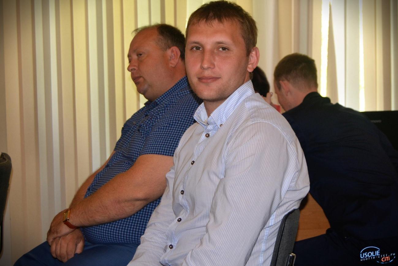 Дмитрий Тютрин: Всегда буду помогать усольчанам