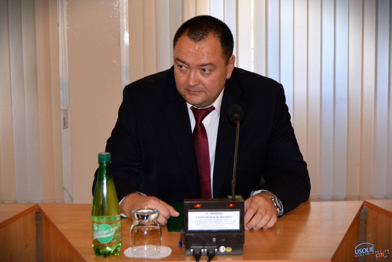 Сергей Угляница: Спасибо всем, кто меня поддержал