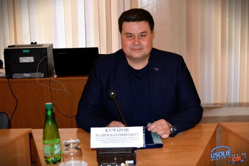 Вадим Кучаров: До сих пор не начаты работы по благоустройству двора по Республики