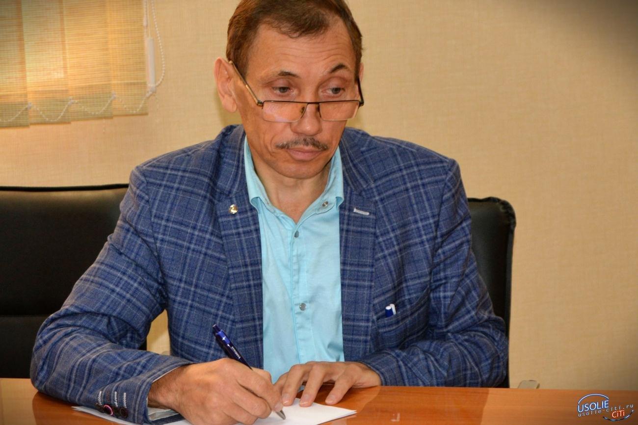 Лев Луканин покидает свой пост директора  усольской ТЭЦ-11