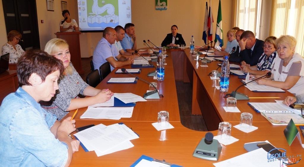 Депутаты Усольского района против повышения пенсионного возраста