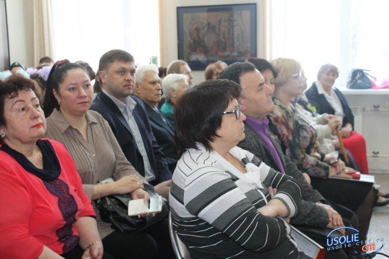 В усольском музее на музыкальной встрече вспоминали Асадова