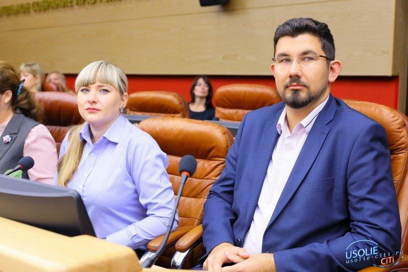Мандат Сергея Брилки передан  усольчанину Степану Франтенко
