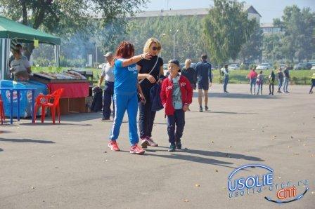 Фотоотчет.  Гонка Героев в Усолье - 2018