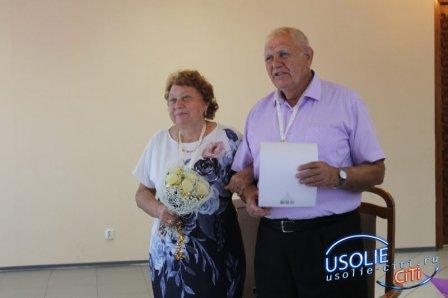 Полвека вместе. Усольская семья Куропаткиных празднует золотую свадьбу
