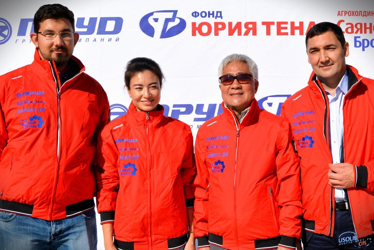 В Усолье прошли Всероссийские соревнования по велогонкам