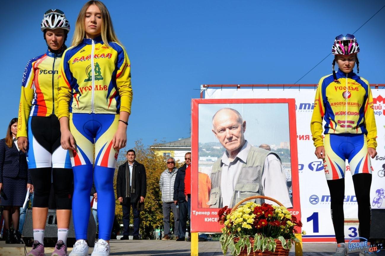 Все медали - наши! Усольчане стали лучшими на Всероссийской велогонке. Об итогах