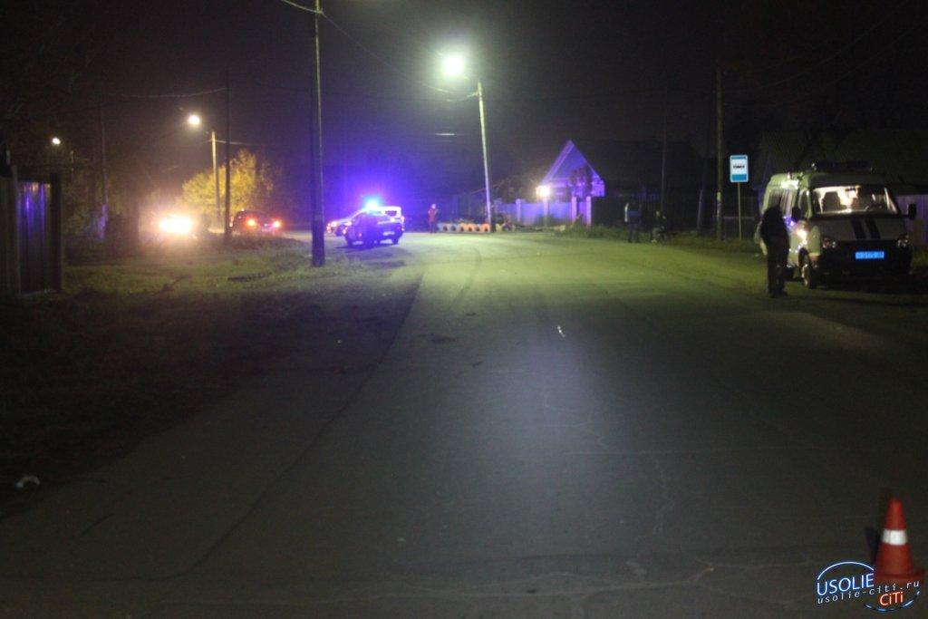 Школьник погиб под колесами Тойоты в Усолье