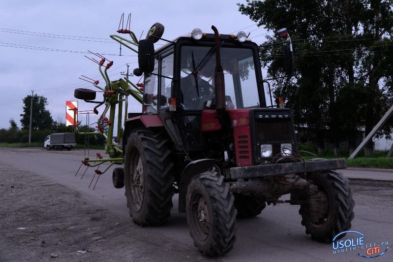 Усольчанин купил несуществующий трактор