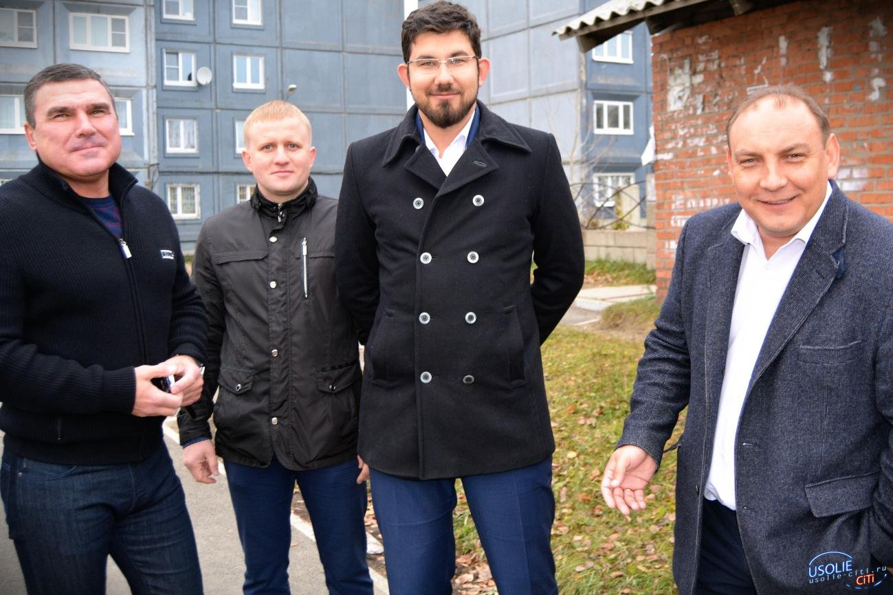 Роман Габов против или, как Максим Торопкин по Усолью Сергея Сокола водил
