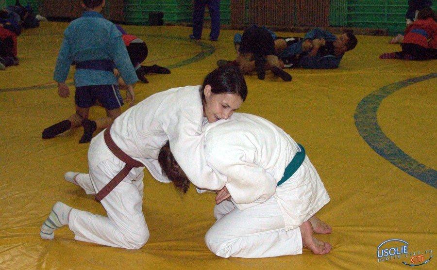 Усольчанка Светлана Миняйло - лучшая дзюдоистка страны