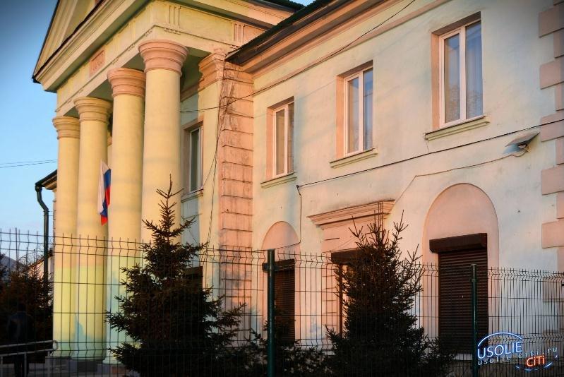 Полиция просит усольчан помочь в поиске преступника