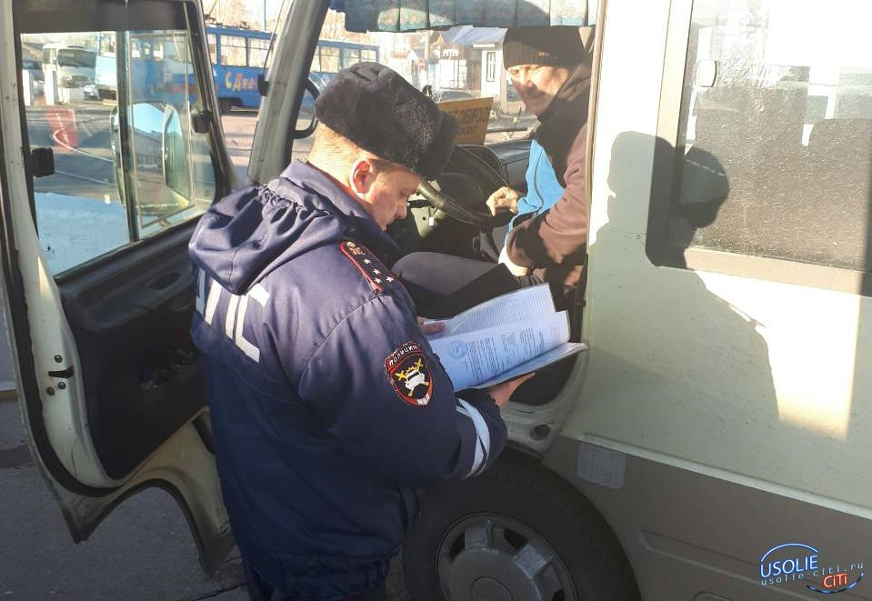 В Усолье на междугородних маршрутах работают неисправные автобусы