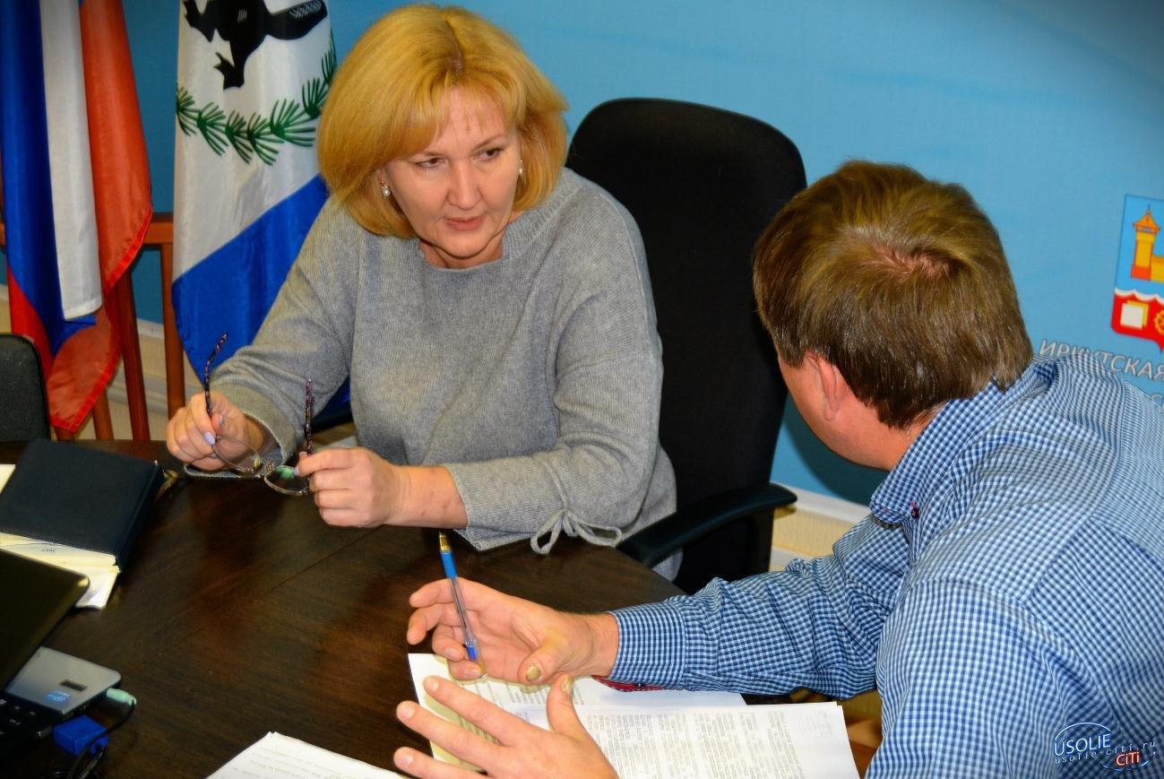 Руководство Химпрома не идет на контакт с усольской администрацией.  Коммунальщики терпят бедствия из-за хищений