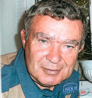 Усольчане встретились с поэтом Владимиром Сазоновым