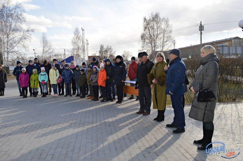 Младший лейтенант усольской полиции получила золото ГТО
