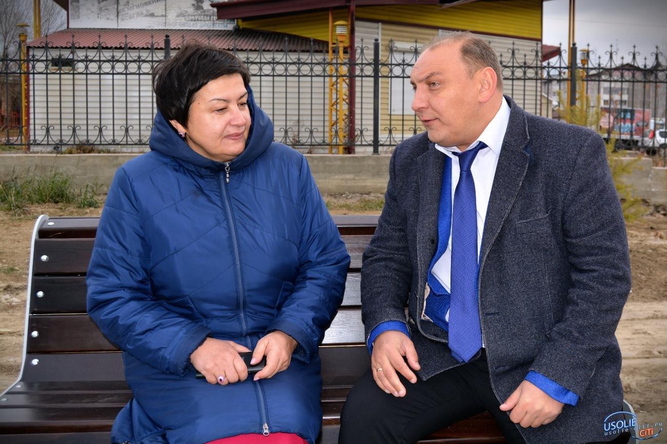 Баянист, депутат Законодательного Собрания, усольчанин Степан Франтенко хочет изменить областной закон