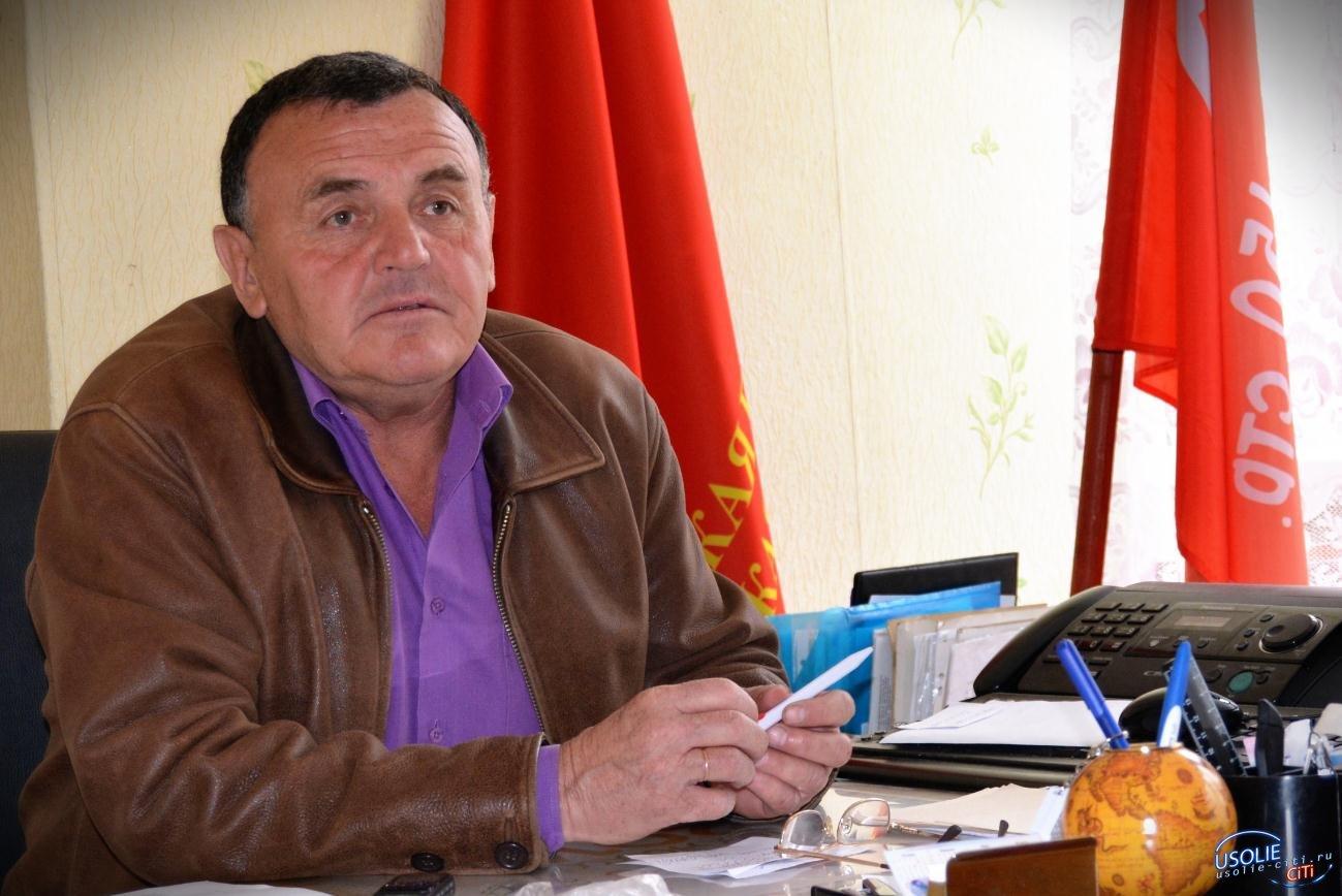 Сергей Строилов уходит с поста председателя усольского совета ветеранов