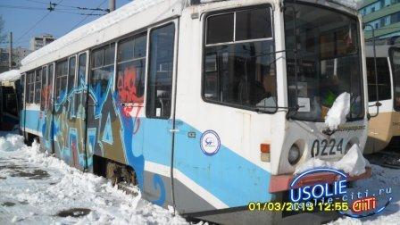 27 ноября трамваи для Усолья будут отправлены из Москвы