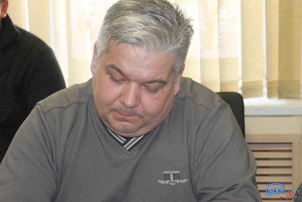 В Усолье один из руководителей увольняется