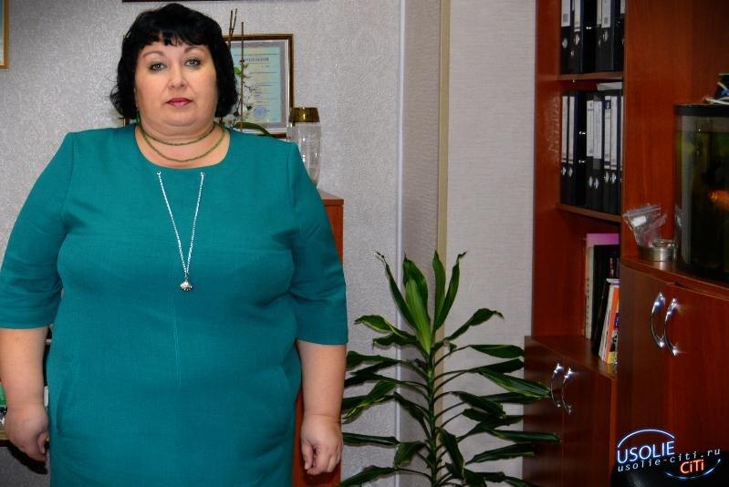 Спикер усольской Думы Наталья Ефремкина отмечает день рождения