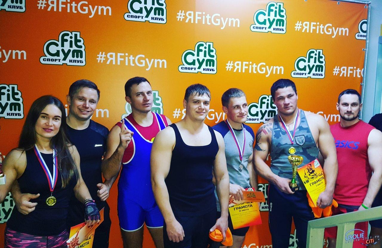 «Народный жим»  - соревнования состоялись в СК «FitGym»