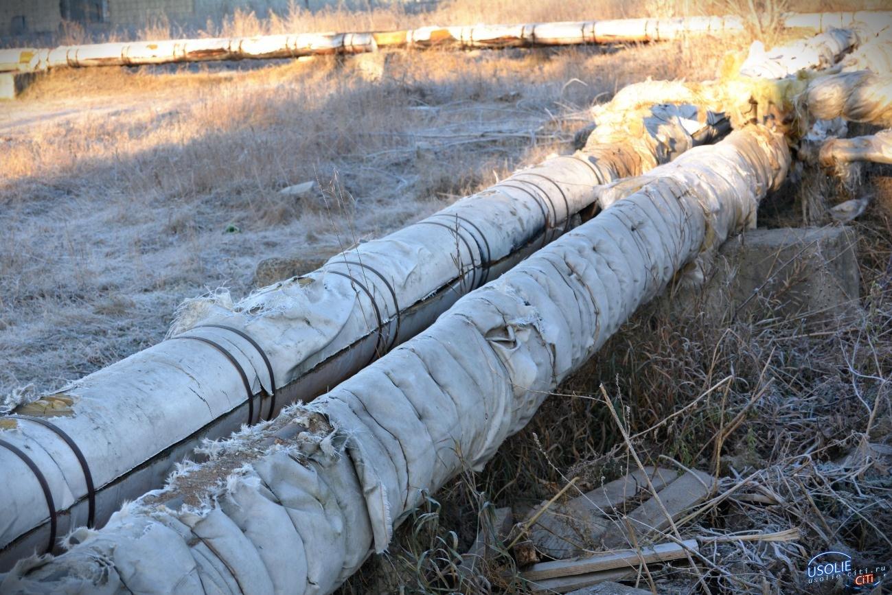 В Белореченском прорвало канализацию. Нечистоты плывут по улице