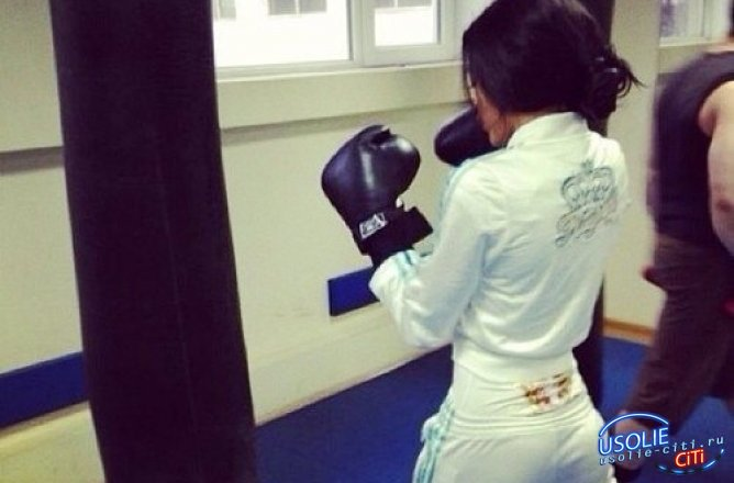 На ринг выйдет усольская боксерская прима Екатерина Пугаева