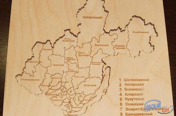 Гранты на создание и развитие собственного бизнеса вручены жителям Усольского района