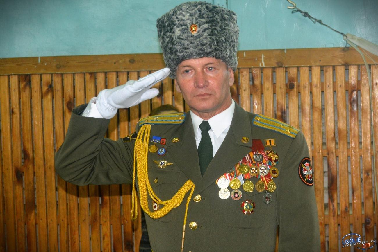Не тыловая крыса: Андрей Солдатов - настоящий усольский полковник