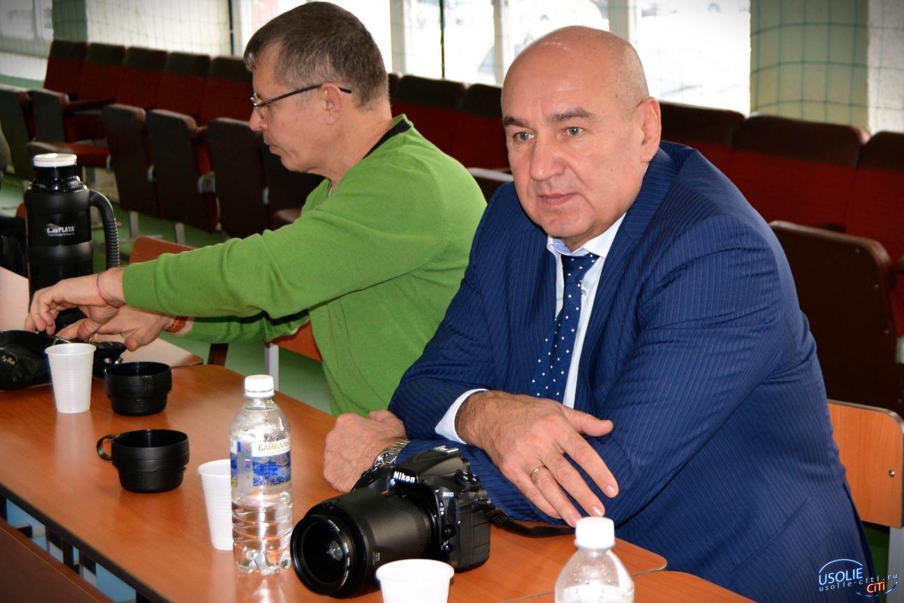 В Усолье пройдет турнир по греко-римской борьбе