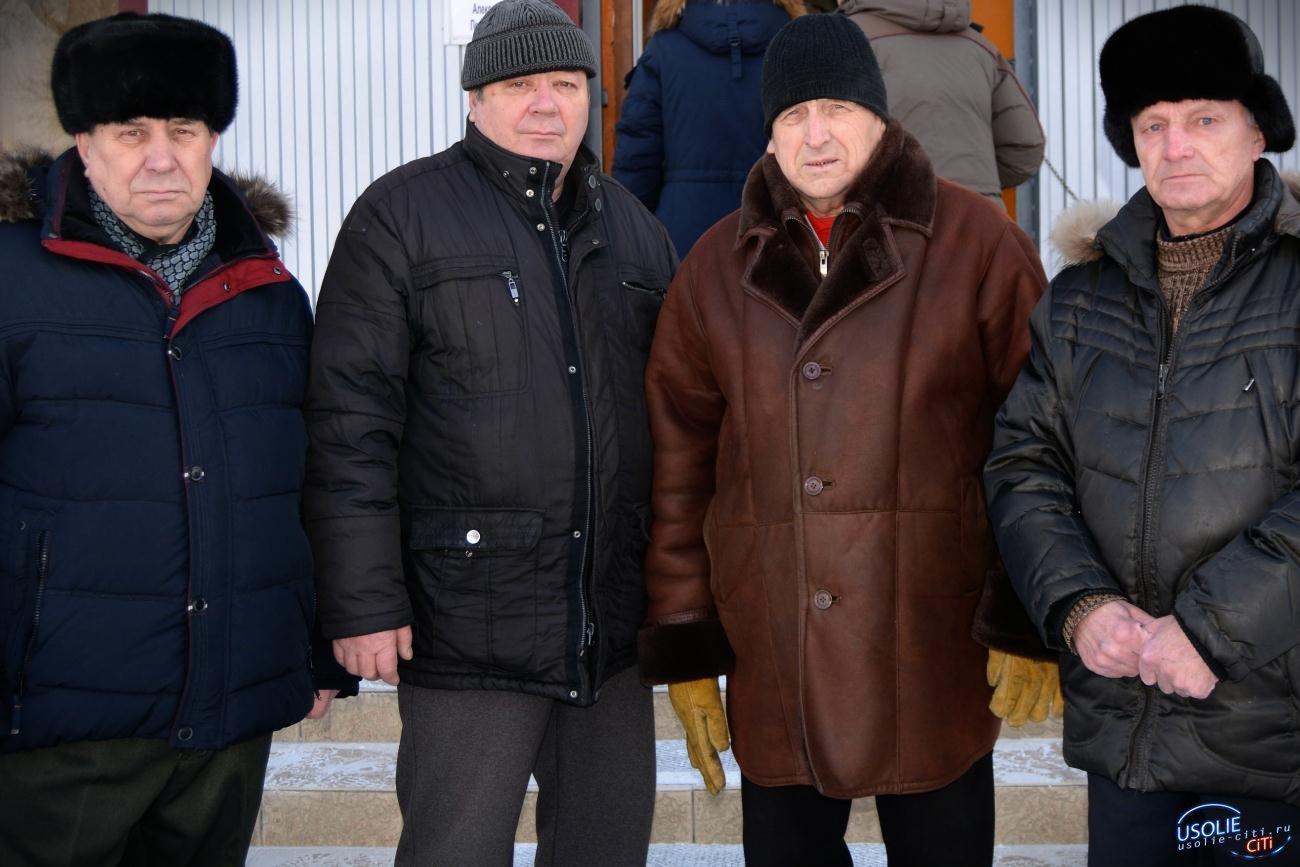 В Усолье простились с чемпионом Мира Дейкиным Алексеем