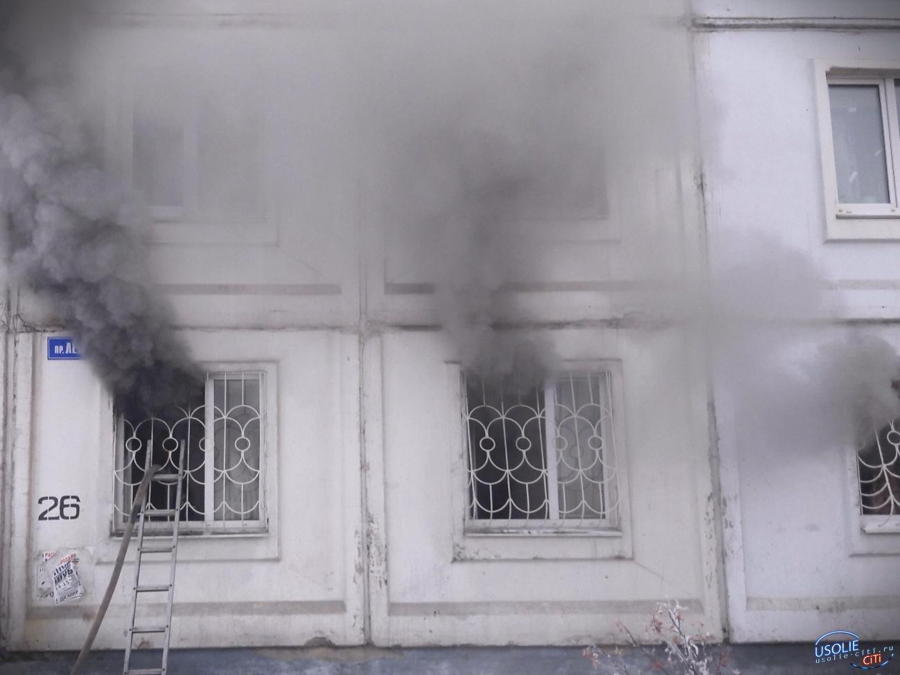 Короткое замыкание: Усольская семья после пожара понесла миллионные убытки