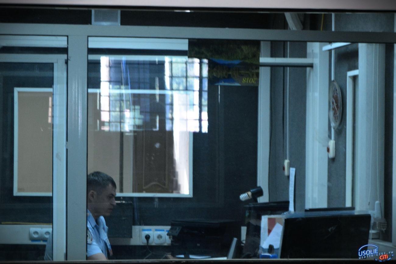 Усольская полиция занимается поиском похитителей нефрита