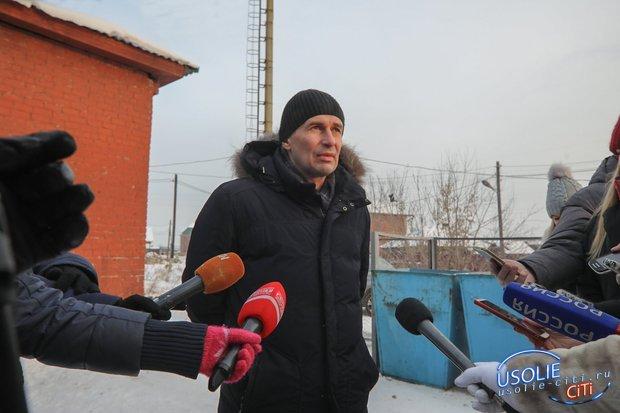 Рейд по усольским мусоркам провели областные чиновники