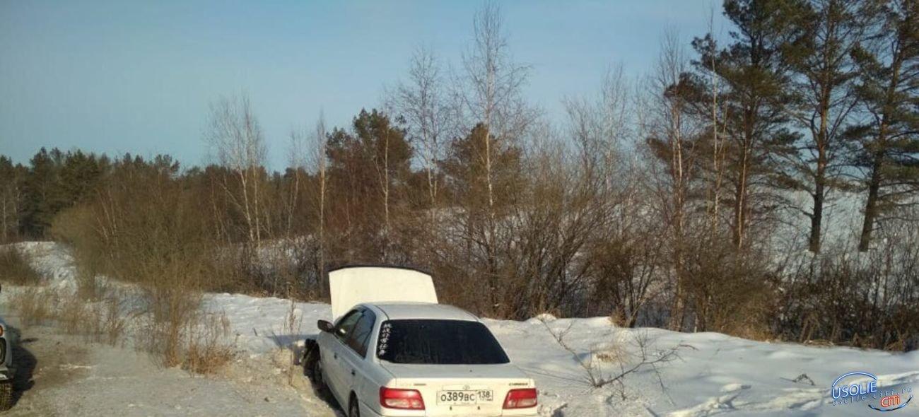 Пьяного угонщика из Усолья задержали в Иркутске