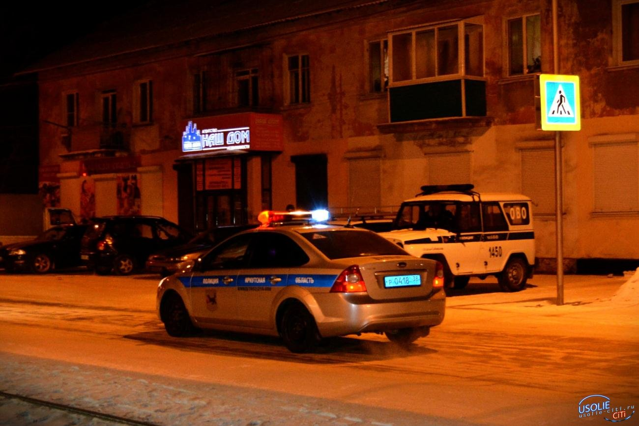 Два человека погибли ночью в Усолье в столкновении с трактором