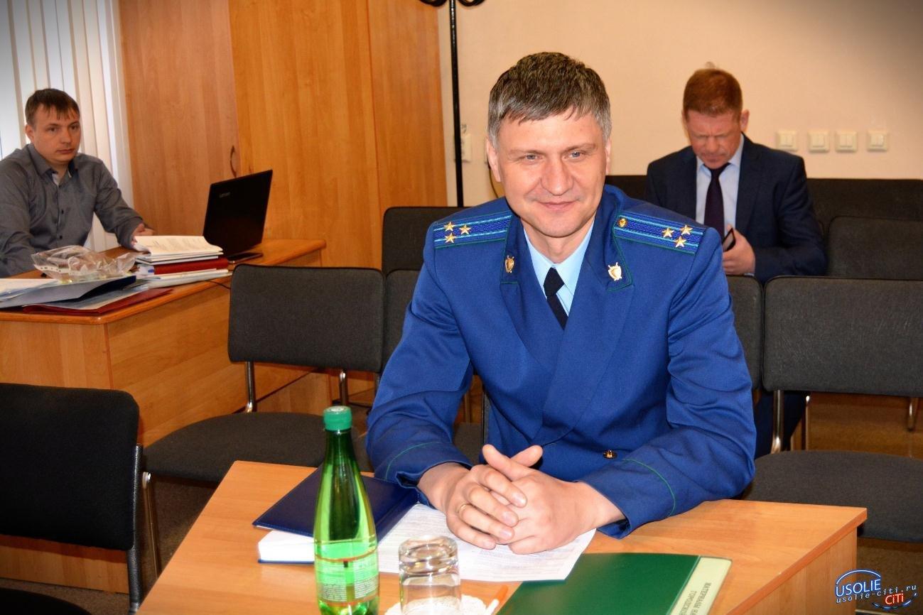 Усольский суд требует организовать охрану на территории Усольехимпрома