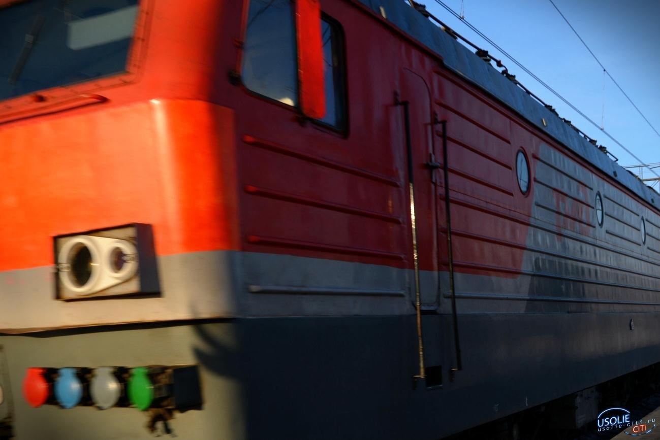 Трагедия в Усолье: 14-летняя девочка погибла под колесами поезда