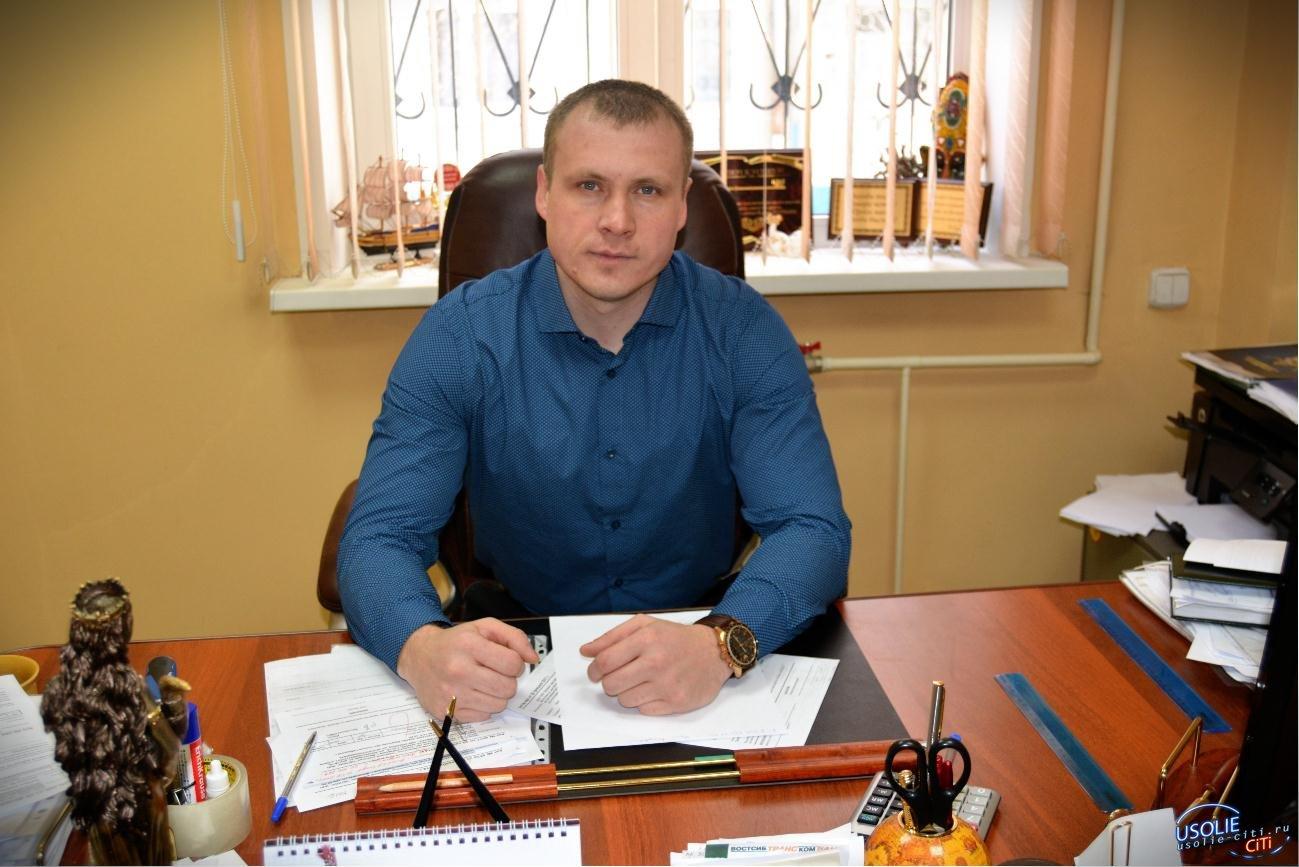 Усольчане Сергей Троянов и Степан Гамзулин к юбилею города посадят 60 елей