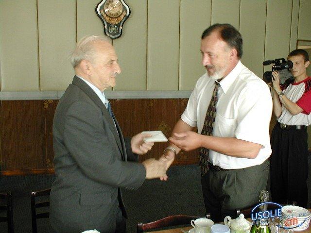 Почетный гражданин Усолья отметил свое  95-летие в Израиле