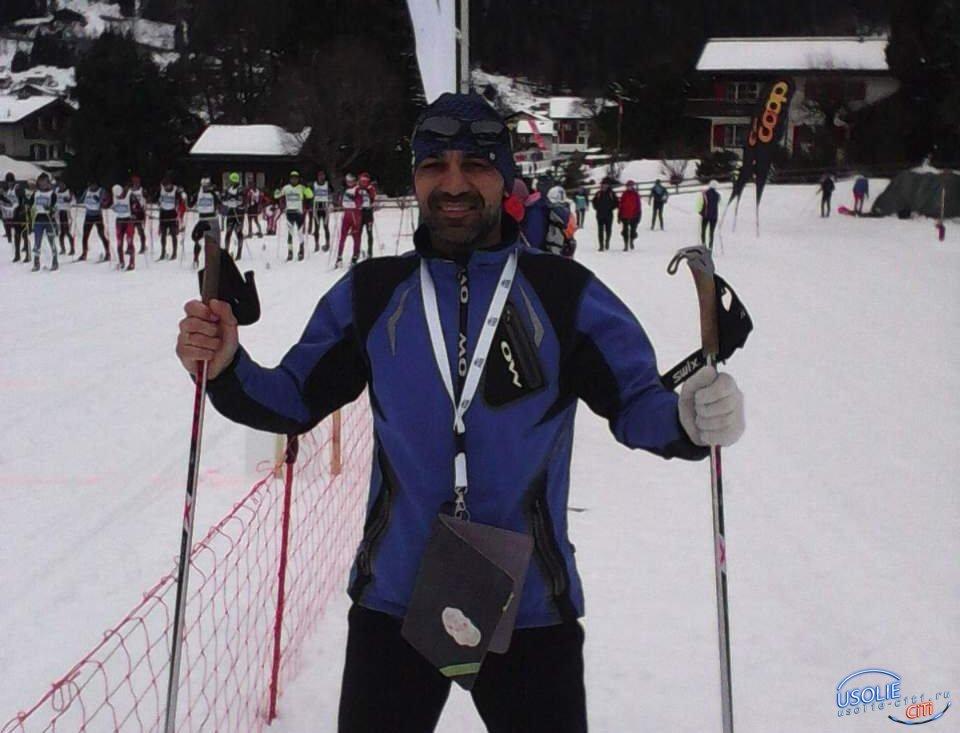 Усольский лыжник Юрий Сурков стал чемпионом Мира