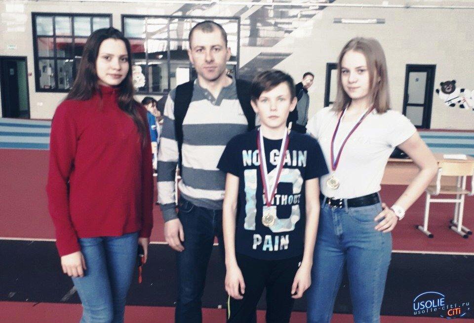 Легкоатлеты из Тайтурки-первые в Иркутской области