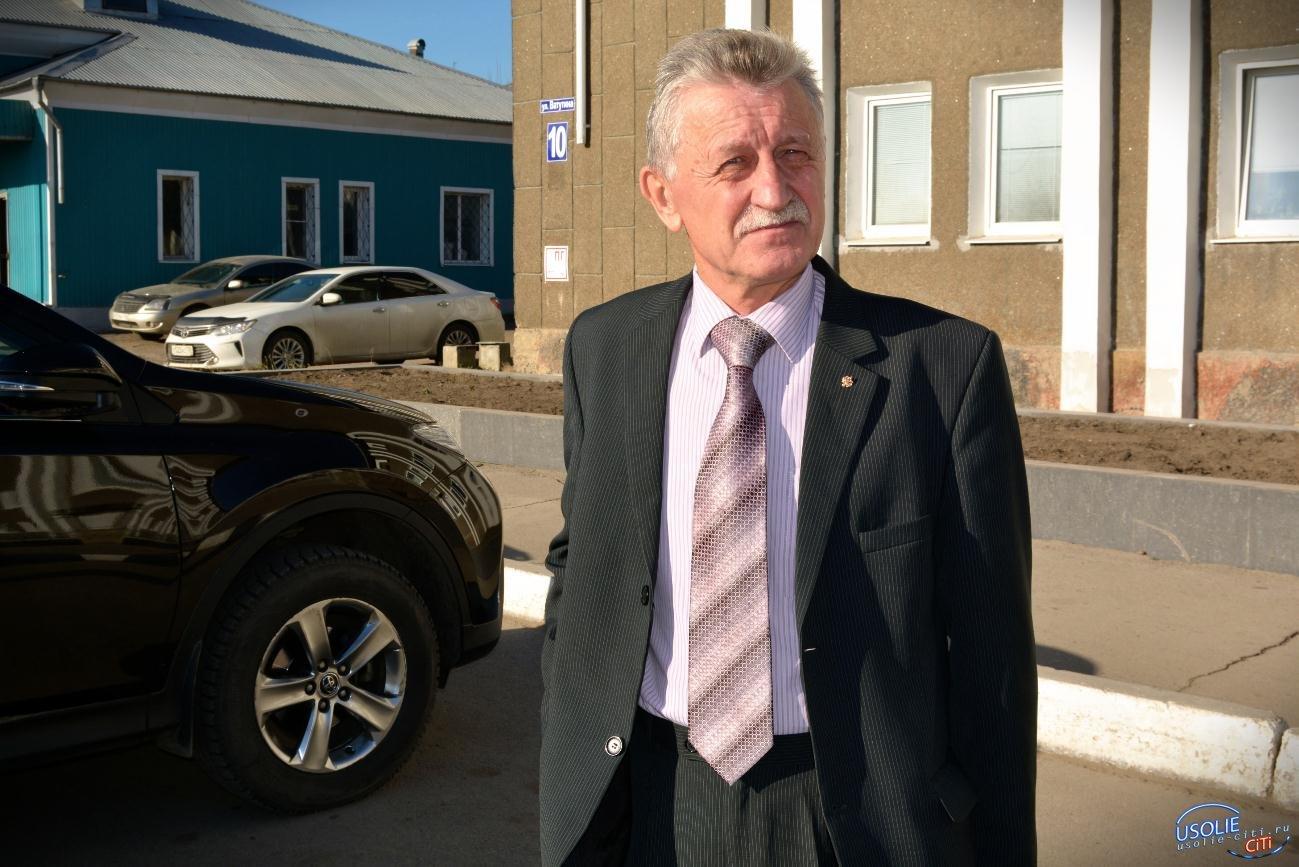 Николай Антонов: В Усолье назревает большой скандал