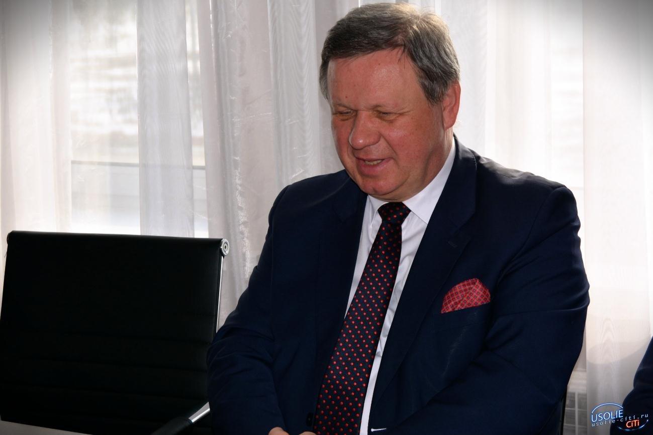 Генеральный консул Польши и представитель МИД РФ взяли на заметку усольского журналиста