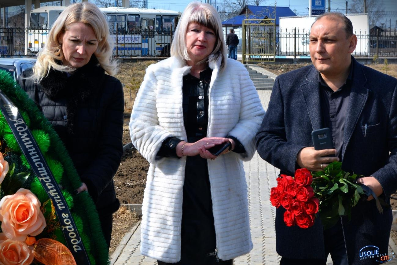 Усолье простилось с Галиной Питателевой