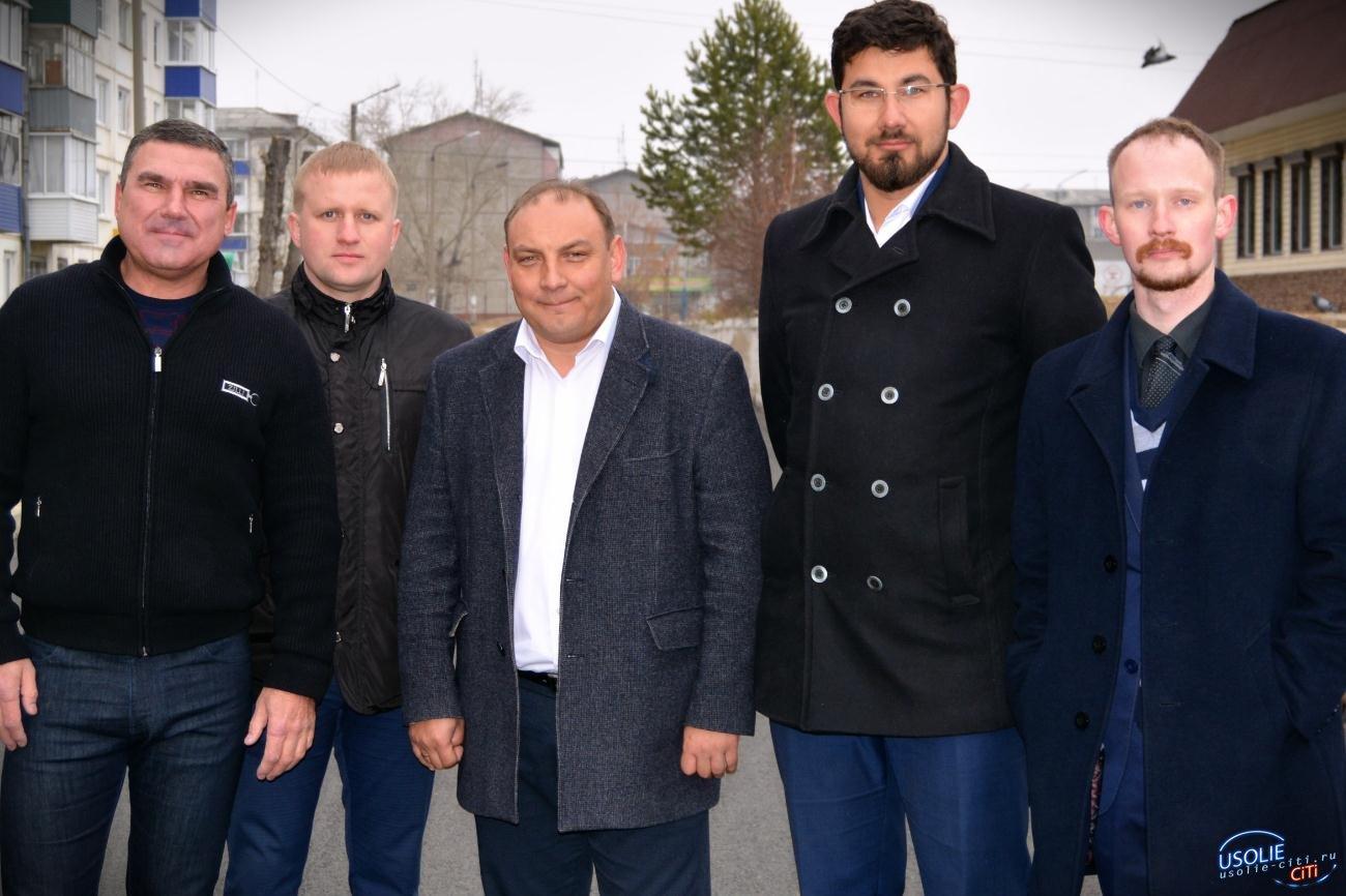Усольчане смогут рассказать о своих проблемах Максиму Торопкину