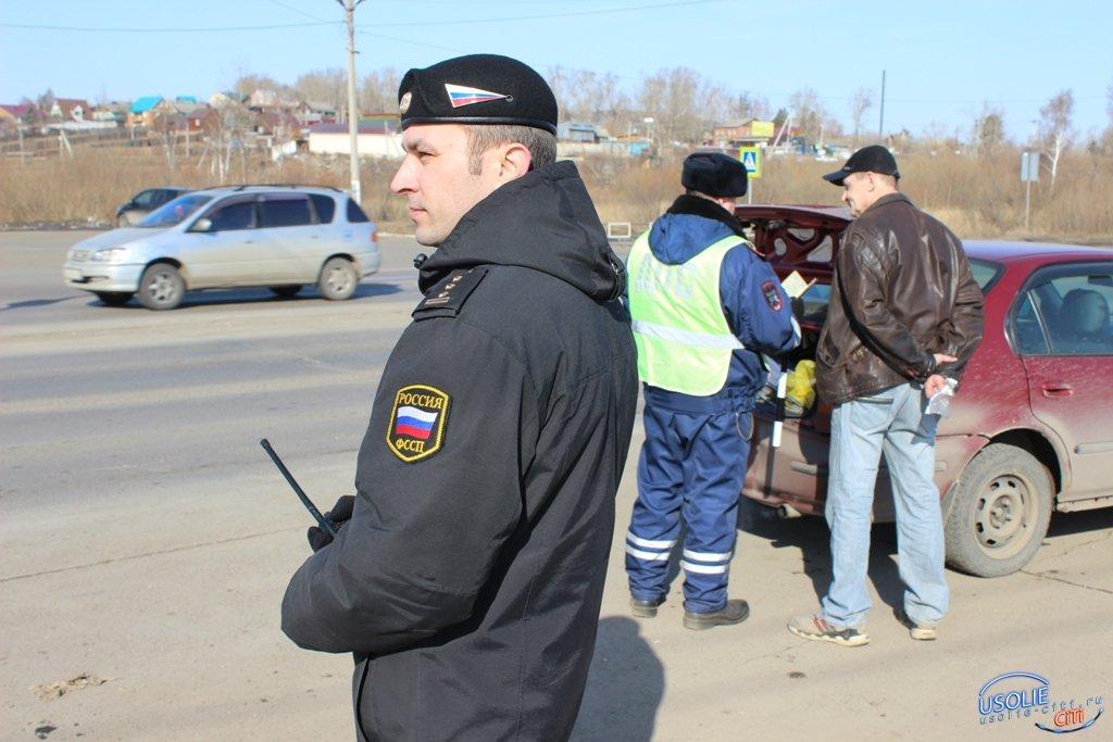 Усольский должник оплатил штраф ГИБДД за вождение в нетрезвом виде