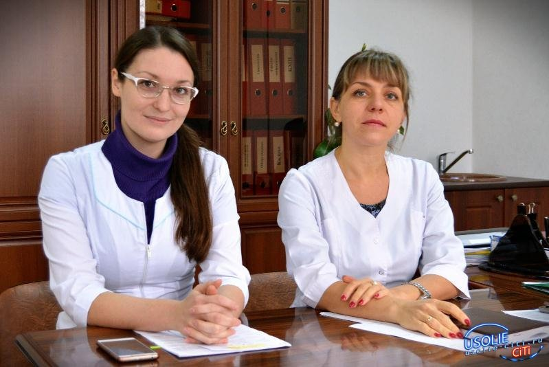 Праздник здоровой нации  проводят усольские медики
