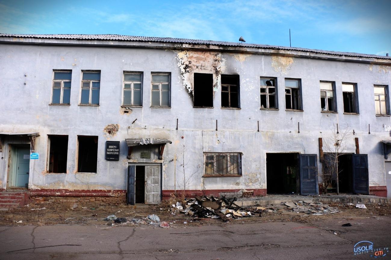 Эксперты ОНФ считают, что охрана усольской химической площадки организована плохо